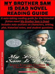 my brother sam is dead essay essay on analysis on the novel my brother sam is dead