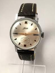 "pobeda mens watch vintage mens watch wind up mens watch simple this is a vintage watch zim victory ""pobeda"" made in ussr"