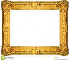 Antique frame stock photo Image of deco frame design 4367044