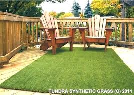 faux grass rug indoor outdoor turf cial patio green carpet new tundra fake plastic rugs interior