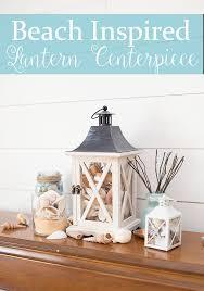beach diy lantern centerpiece consumer crafts