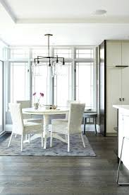 breakfast nook chandelier small space ideas built in banquette