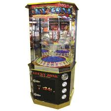 Arcade Vending Machines Best Lucky Zone Redemption Game Arcade Game Gumball