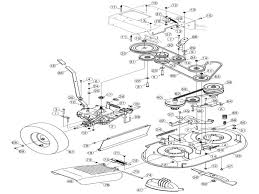 cub cadet parts diagram puzzle bobble com Cub Cadet Rear PTO at Cub Cadet 106 Wiring Diagram