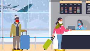 Most travel insurances do not cover you when visiting. Negative Covid 19 Test Required For Travel To The United States Beginning January 26 United States Department Of State
