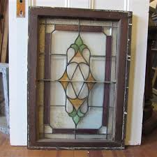 antique stained glass windows apply