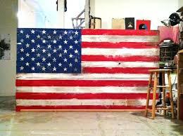 american flags painted on wood american flag painted on barn wood american flag painted on wooden