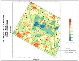 Seismic Data Acquisition How To Create Contour Maps Using
