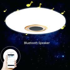 wireless ceiling light wireless ceiling light smart wireless speaker ceiling led light lamp controlled by app wireless ceiling light