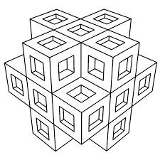 Small Picture Emejing Geometry Coloring Pages Printable Gallery Coloring Page
