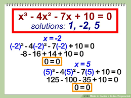 10 4 solving polynomial equations in factored form ppt tessshlo