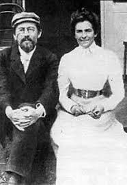 Чехов Антон Павлович Википедия Чехов с Ольгой Книппер 1901