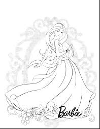 Barbie Coloring Pages Pdf Coloring Book Fun Acessorizame