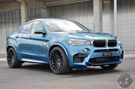 Long Beach Blue Hamann BMW X6 M by DS - GTspirit