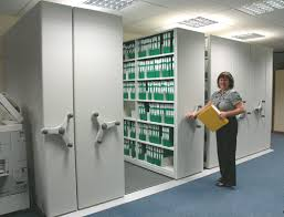 office shelving solutions. Mobile Office Shelving System Office Shelving Solutions