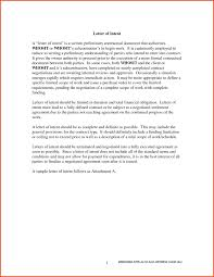 Stunning Letter Of Intent To Employee Sample About Examples Of