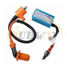 pit bike cdi pit dirt bike racing cdi ignition coil plug for 110cc 125cc 140cc braap ssr dhz