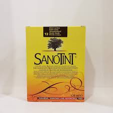 Sanotint Dyeing Hair 13 Check Out