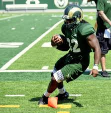 Colorado State Football Looks For Better In Round 2