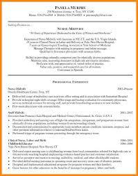 20 New Grad Nursing Resume Clinical Experience Free Resume