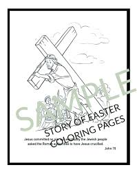 Best Of True Meaning Of Easter Coloring Pages C Trademe