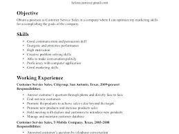 Resume Skills Examples Stunning Professional Skills Examples Skill List For Resume Good Skills To