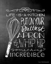 Kitchen Art Free Kitchen Art Printable I Heart Nap Time