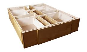 Drawers For Under Bed Under Bed Storage Drawers
