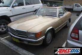 8 cylinder engine 5.6l/339 engine. 1987 Mercedes Benz 560sl Recommended Synthetic Oil And Filter