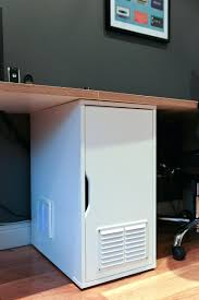 home office ikea hack using bergstena kitchen worktops and alex drawer units cool home office ikea