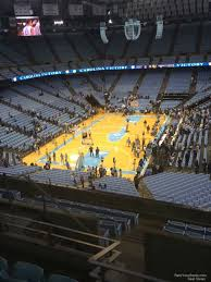 Dean Smith Center Section 202 Rateyourseats Com