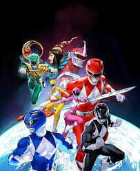 A Look Inside The Power Rangers Roleplaying Game