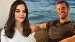 """Reyting rekortmeni """"Gönül Dağı"""" dizisinin başrol oyuncusu Berk Atan'ın  sevgilisi Selin Yağcıoğlu'yla romantik tatili sürüyor"""