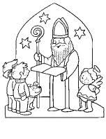 Small Picture St Nicholas coloring pages