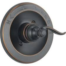 windemere 1 handle temperature control valve trim kit in oil rubbed bronze valve not