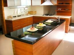 most countertop materials are available in a range of finishes the two most popular being polished glossy and honed matte