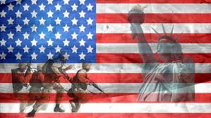 veteran american independence pride flag m