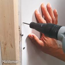 how to install drywall diy