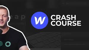 Web Design Crash Course Webflow Crash Course Responsive Web Design Without Code