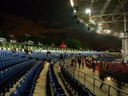 Molson Amphitheatre Toronto Seating Chart Depending On The Show Review Of Budweiser Stage Toronto