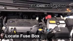 replace a fuse 2012 2016 toyota yaris 2012 toyota yaris l 1 5l replace a fuse 2012 2016 toyota yaris 2012 toyota yaris l 1 5l 4 cyl hatchback 4 door