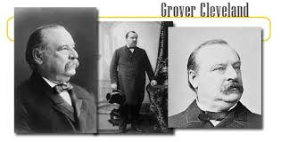 Image result for President Grover Cleveland.