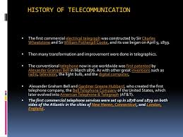 telecommunication ppt