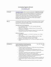 Qtp Sample Resume For Software Testers Best Of Cover Letter Cognos