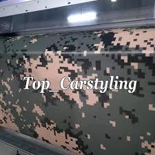 digital military uflage vinyl for car wrap army green skin motorcycle bike realtree camo wall
