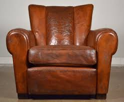 vintage leather club chair inspiring french vintage leather club magnificent leather club chairs vintage