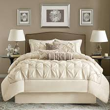 california king set. Brilliant California Madison Park Ivory Laurel Comforter Set  Cal King Throughout California A