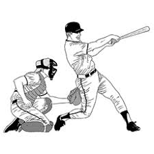 Now we are drawing more pictures for this topic. Free Printable Sports Coloring Pages Online