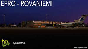 Scenery Review Efro Rovaniemi By Dai Media Payware