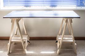 my ultimate student sawhorse desk diy